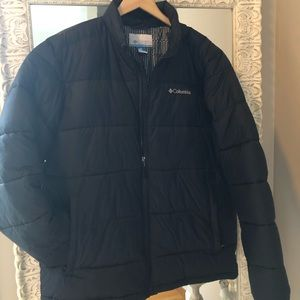 Men's Columbia Thermal Coil Puffer Jacket size LG